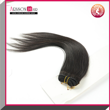 Best Selling Unprocessed 100% Human Virgin Hair High Quality Relaxed long hair straight price