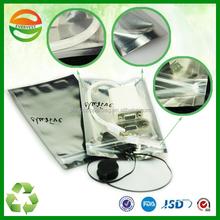 Free sample pvc cosmetic bag with zipper/transparent pvc waterproof zip lock bag
