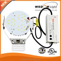 Best price smart led outdoor retrofit metal pedestrian street lamps lighting retrofit