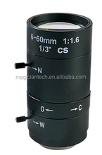 Best selling~ 2015 new popular update 6-60mm mp lens