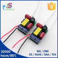 EMC non-isolated T5 T10 LED driver 120mA/180mA/240mA t8 led tube 18w led end cap led driver