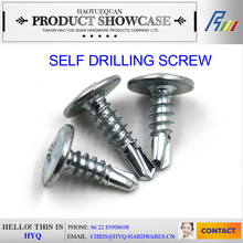 hot selling!!! 4.2*13mm phosphate/galvanized modified truss head self-drilling screw
