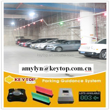 Easy Installation Wireless Parking Guidance System
