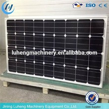 High power 5-300w Poly crystalline solar panel manufacture in China