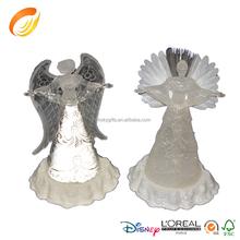 "China Wholesale 12.25"" LED Lighted Crystal Signature Angel"