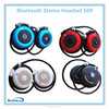 Best seller Wholesale Bluetooth handset ,cheap price wireless gaming bluetooth headset s69