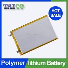 High energy density li-polymer 3.7v 4000mah battery for tablets