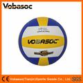 Estándar de alta calidad de la pu voleibol mateial/size5 de voleibol