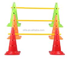cheap price soccer ball training soccer cone