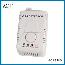 High quality combustible gas detector LPG gas leak detector