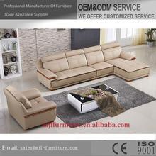 Quality classical fashionable leather sofa