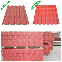Free sample fiberglass spanish roofing tiles with factory direct price