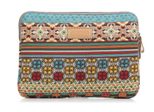 Popular Fashion Bohemia Tablet Laptop Sleeve Case 10,11,12,13,14,15.6 inch Notbook Computer Bag For ipad For MacBook