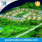 Professional design moderno para exposição edifícios modelo 3d