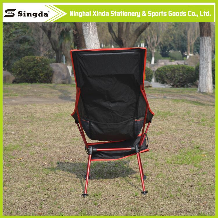 새로운 모델 치누크 스틸 프레임 접이식 의자