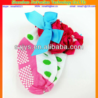 High quality 100% cotton socks baby factory
