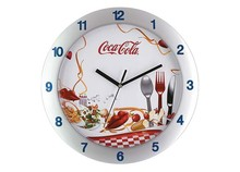 Can be printed digital clock Kitchen wall clock cheap clock