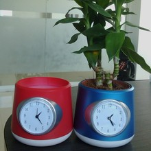 Puning PN-1001 Customized cute and lovely office table decoration clock