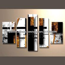 popular moderno abstracto pintado a mano pinturas imágenes