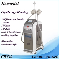 Lastest design vacuum cryo device for cellulite remove