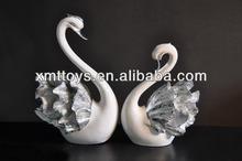 Metal sculpture,Goose Metal Handicraft for home decorative