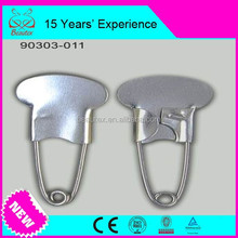good quality pear shaped safety pins,fancy safety pins and Pin fasteners for badges