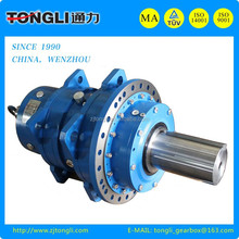 Industrial heavy torque planetary gearbox TP series gear reducer made in china