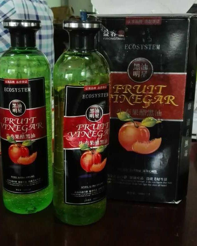 Ecosystem Fruit Vinegar Hair Color Gel Dye 500ml 2 Buy