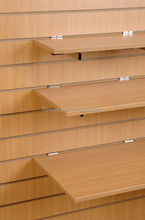 Wood Material shelves for retail stores