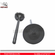 CB150 Motorcycle Engine Valve , WY150 Intake and Exhaust Motorcycle Valve
