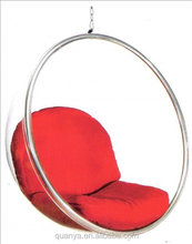 Eero Aarnio Acrylic Bubble hanging leisure transparent Chairs for living room