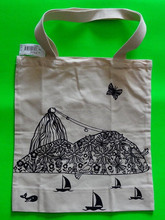 Alibaba bag manufacturer Australia sell high quality recyclable Premium Cotton Promotion Shopping Bag