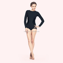 2mm fat women's sexy wetsuit shorty leg long sleeve for surfing,swimming