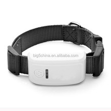 New No screen mini Size GPS Collar for Cat Small GPS Tracking Device dog collar gps