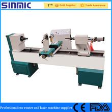 Automático de madera precio de torno / torno de madera del cnc precio para la venta en china