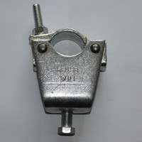 Scaffolding galvanized clamp for fencing post clamp