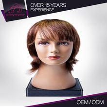 Good Feedback 100% Natural Human Hair Short Brazilian Make Your Own Wig