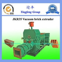 2015 hot products for sale,JKR35 clay brick machine,automatic clay brick making machine with improved technology