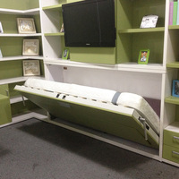 Newst Murphy Wall Bed,Multifunctional Wall Bed,Transformer Horizontal Wall Bed