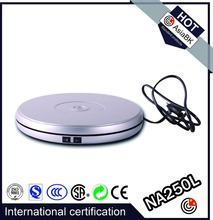 international Daniel recommend motorize electric display turntable supplier manual turntable for promoting in gucci/mannequin