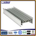 Buena calidad de la nueva llegada perfil de aluminio para puerta corredera