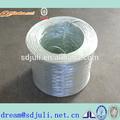 Fibra de vidro roving 1200/2400/4800 tex usado para fibra de vidro de malha de ferro