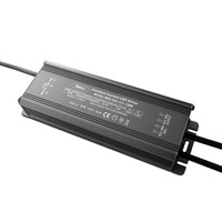 high performance dimmable led driver 120w waterproof constant current dali led transformer