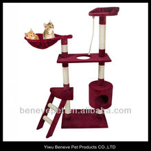 Red color cat tree/cat product