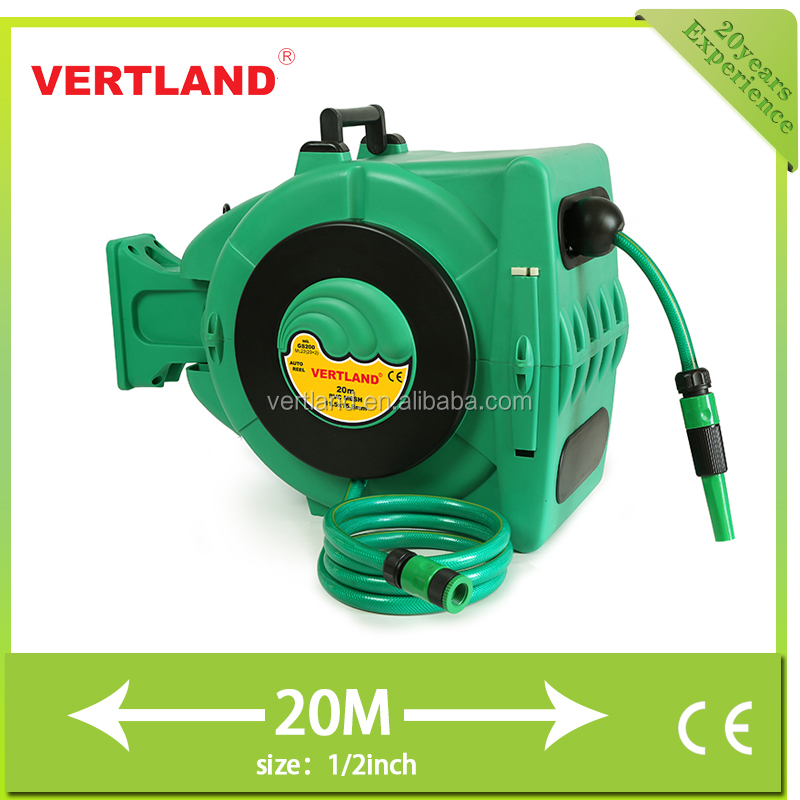 Hose Reels With Common Stallation 20 Meter - Buy Lay Flat Water Hose