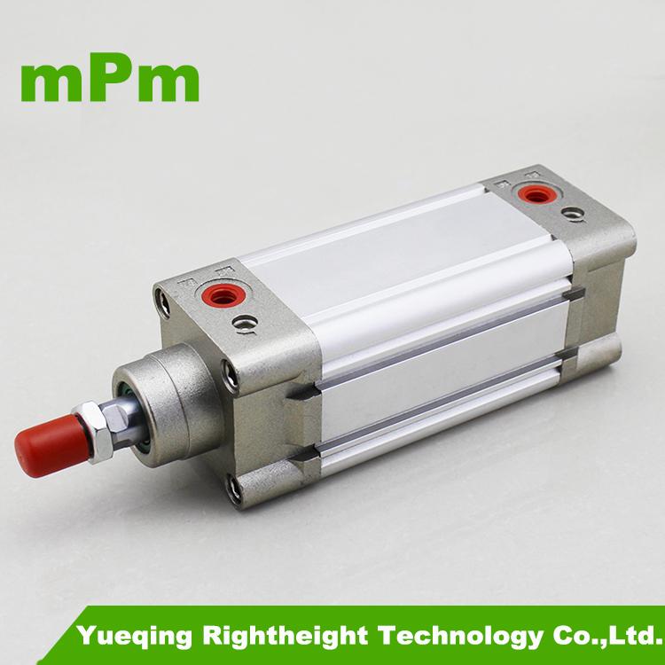 공기 실린더 공압, ISO6431 표준 DNC 복동 공압 실린더 festo 보어 32 40 63 80 100 미리메터 모든 시리즈