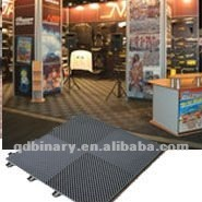 pergola flooring
