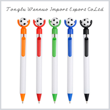 Best selling durable using promotional christmas ballpoint pen