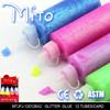 Office and School supply Art stationery glitter glue in bottle