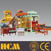 Concrete hollow core slab machine with low cost QT6-15